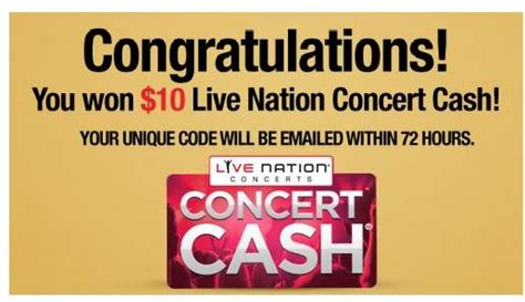 Twix Instant Win Game - twix instant win and sweepstakes win free live nation concert cash coupons and