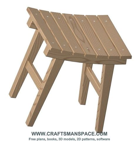 stool plans   build diy woodworking blueprints