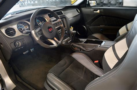 Saleen Interior by Ford Cars News 2014 Ford Saleen 351 Mustang