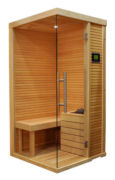 sauna da casa sauna di design modello wellness da casa due tre persone