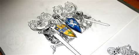 coat of arms tattoo designs news from design graphics design
