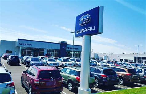 Faulkner Subaru by Faulkner Subaru Mechanicsburg Car Dealers 6629