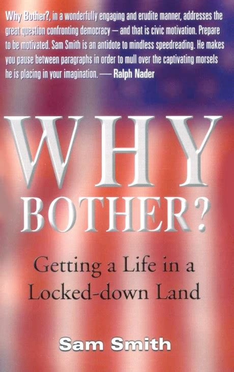 Why Bother Dating Then by Realpolitik 187 Feral House