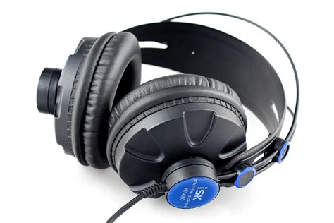 Headphone Isk isk hp 680 professional closed back studio monitoring headphones ebay
