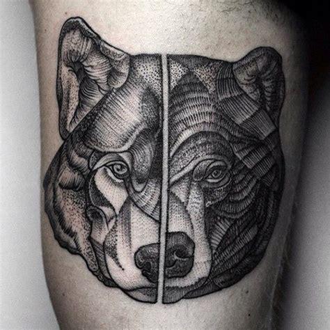 animal tattoo e piercing milano 31 best lion bear tattoo images on pinterest bear
