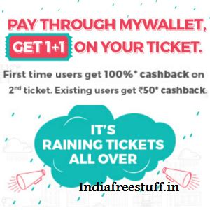 bookmyshow new user offer tamil nadu 2nd movie tickets 100 cashback for new