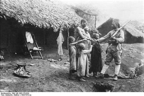 lettere polacche the world war one in africa project what happened in