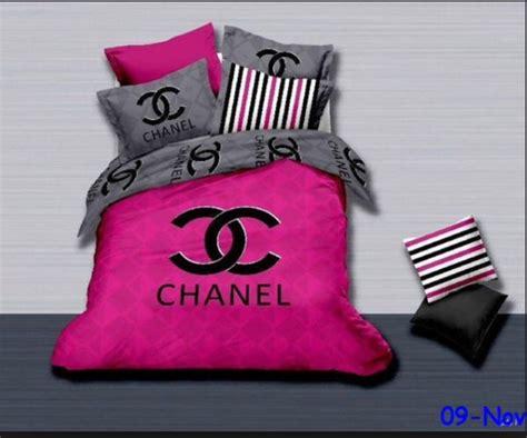 Set Chanel Grey Kid black satin comforter lookup beforebuying
