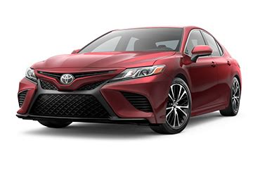 2018 toyota camry   specs & features   dublin & columbus, oh