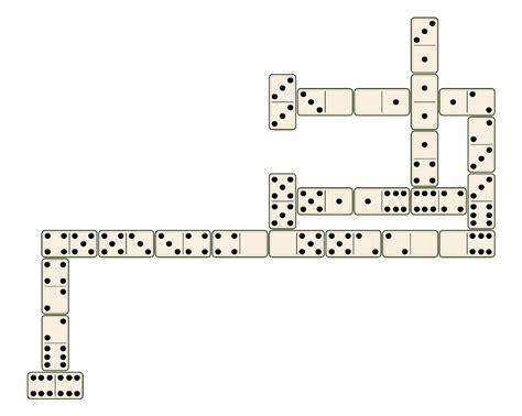 javascript layout algorithm javascript dominoes game bones path algorithm stack