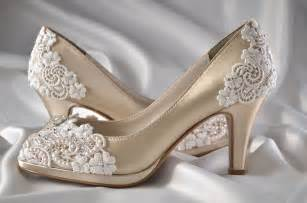 Wedding Shoes Ladies Wedding Shoes Womens Shoes Pbt 0826a Vintage Wedding Lace