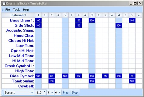 drum pattern editor guitar pro drum patterns download software