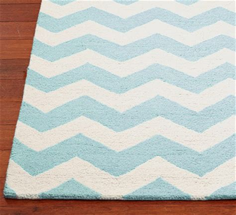 white chevron rug aqua and white chevron wool rug everything turquoise