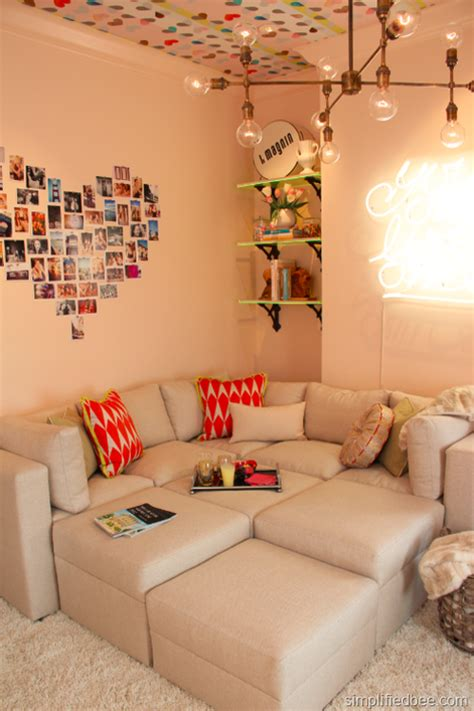 teens have on couch teen hangout room san francisco showcase simplified bee