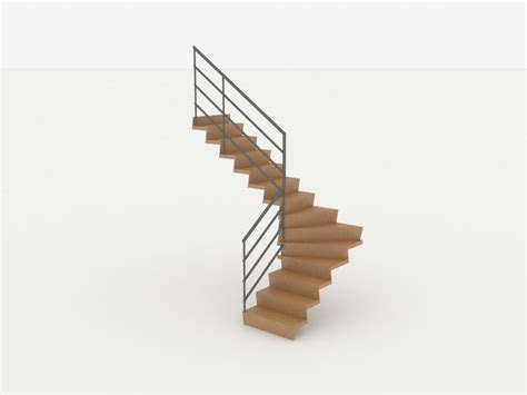 how to customize staircases sweet home 3d blog wooden twisted stairs free 3d model max cgtrader com