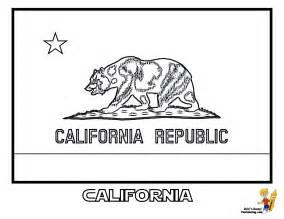 california state color patriotic state flag coloring pages alabama hawaii