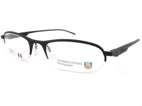 tag heuer automatic 0 75 to 3 50 reading glasses matt