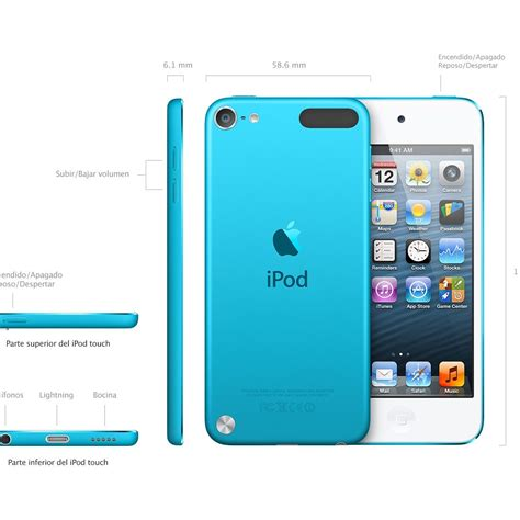 Apple Ipod Touch 2012 apple ipod touch 5 2012 celular actual m 233 xico