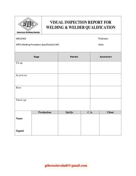 Wps Welding Format Tulum Smsender Co Weld Repair Procedure Template