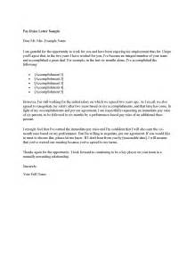 Increase Letter Template Pics Photos Sample Salary Increase Letter Raise Request