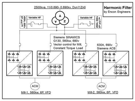 vfd harmonic filter wiring diagram 28 images vfd