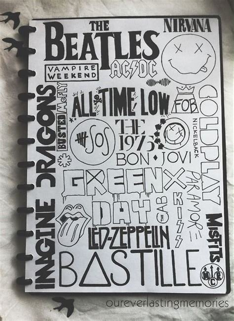 doodle imagine draw what i like about this is the the bands play