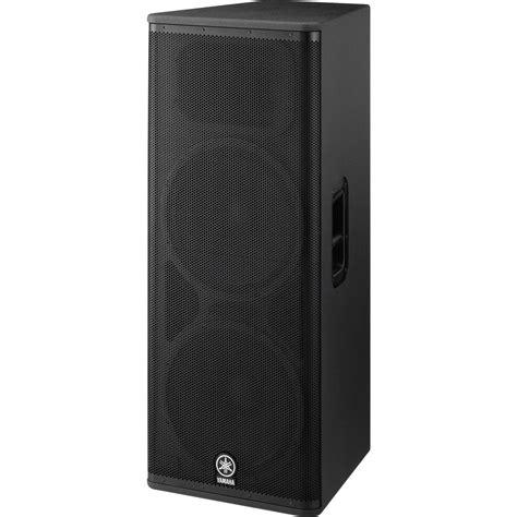 Speaker Aktif Yamaha Dsr 215 yamaha active loudspeaker dsr 215