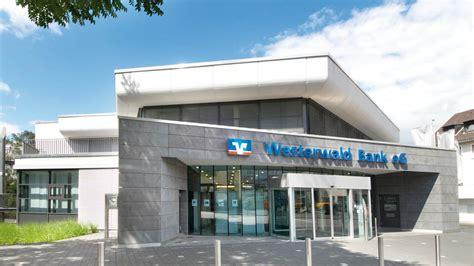 Westerwald Bank Eg Volks Und Raiffeisenbank Filiale