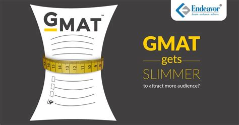 Is Gmat Required For Mba In New Zealand by Gmat Gets Slimmer To Attract More Audience Endeavor Careers