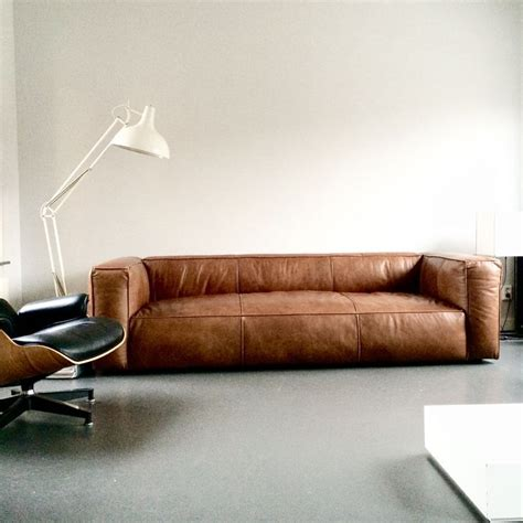 vintage sofa best 25 modern leather sofa ideas on