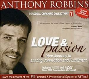 tony robbins the journey 1522051112 love passion your journey to robbins anthony amazon de musik
