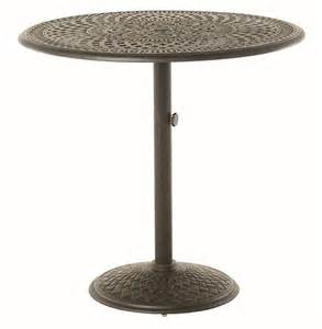 Pedestal Bar Table 42 Quot Pedestal Bar Table