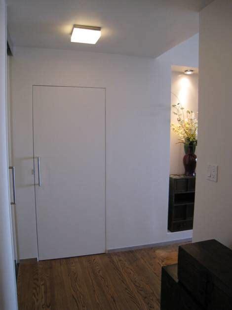 Invisible Closet Door Doors Modern Interior Doors Other Metro By Dayoris Doors Panels