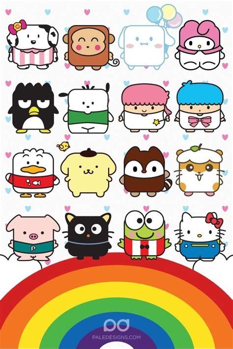 hello kitty character wallpaper cute kawaii sanrio wallpaper iphonewallpaper
