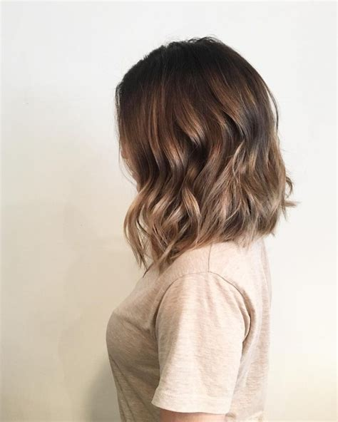 color melt with darkerr root 50 refined inverted bob haircuts classical yet trendy