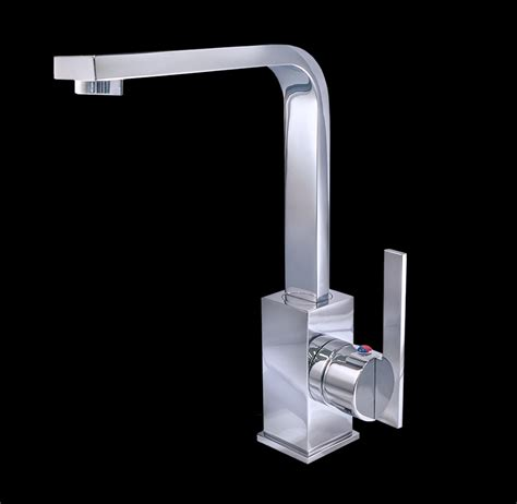 Maciano Chrome Finish Modern Bathroom Faucet Modern Bathroom Faucet