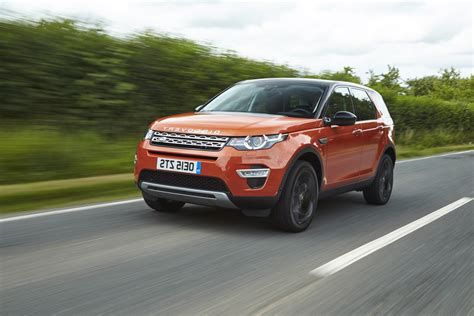 Rover Discovery Sport by 2016 Land Rover Discovery Sport Review