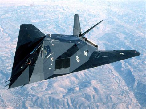 F-117A Nighthawk Stealth Fighter Attack Aircraft |US ... F 117 Stealth Fighter Cockpit