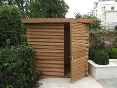 the 25 best ideas about modern shed on garden