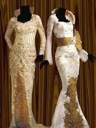 Fashion Wanita Preloved Milik Sendiri baju kebaya muslim terbaru milik artis