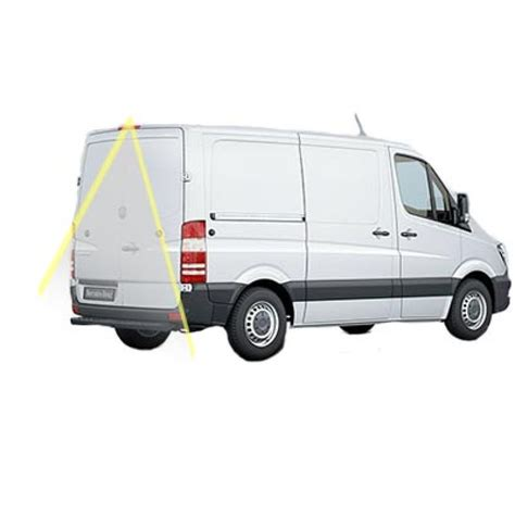 Mercedes Sprinter Kit by Mercedes Sprinter 2015 Reversing Rear View Kit