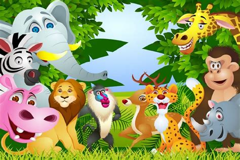 let s learn about jungle animals letã s baby learning animals sounds for babies let s