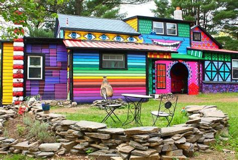 rainbow house 18 of the most colorful houses around the world youramazingplaces com