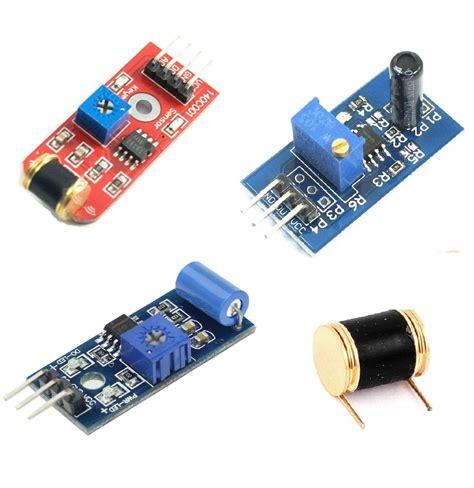 Murah Ori 801s Vibration Sensor sw 420 801s lm393 vibration sensor switch alarm module