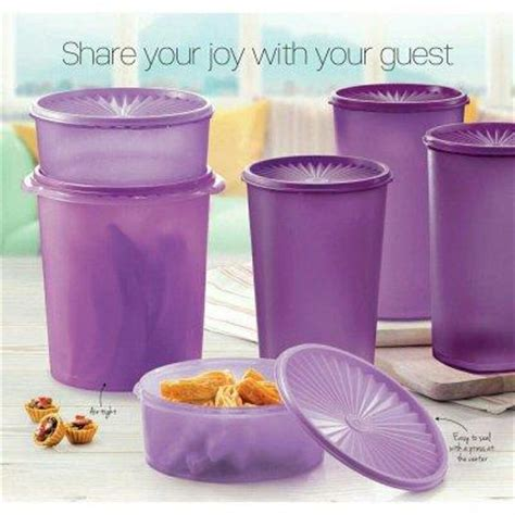Tupperware Canister tupperware deco canister set 6 end 10 25 2017 8 15 am