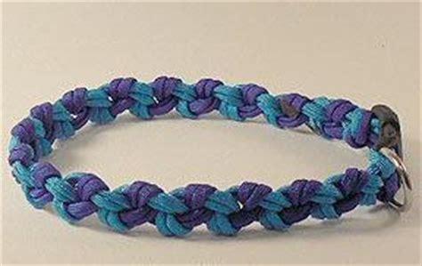 membuat gelang elegan cara membuat gelang dari tali kur dan tali prusik