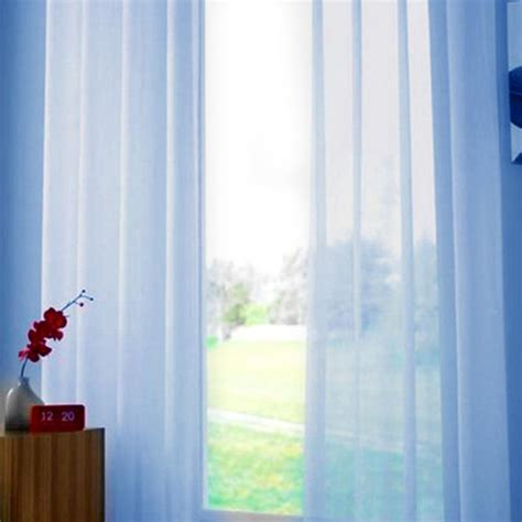 Colorful Drapes Curtains Colorful Curtain Wedding Tulle Voile Door Window