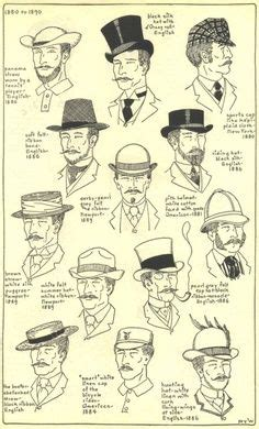 1000+ images about theater 1890's men's fashion on
