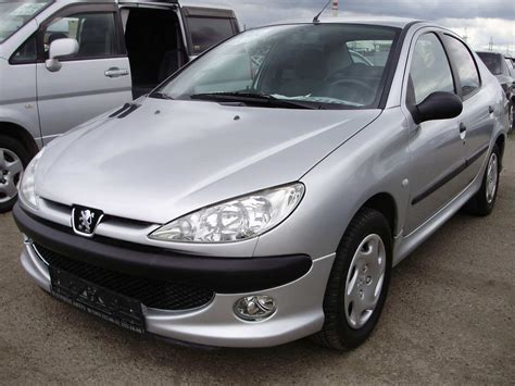 peugeot 206 sedan used 2007 peugeot 206 sedan photos 1400cc gasoline ff