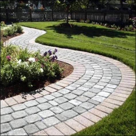 imagenes de jardines con adoquines senderos y caminos en el jard 237 n paperblog